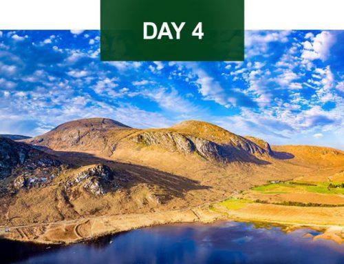 Gabhla Island · Glenveagh National Park