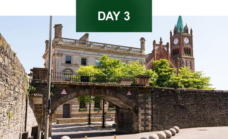 7 day luxury tour of ireland
