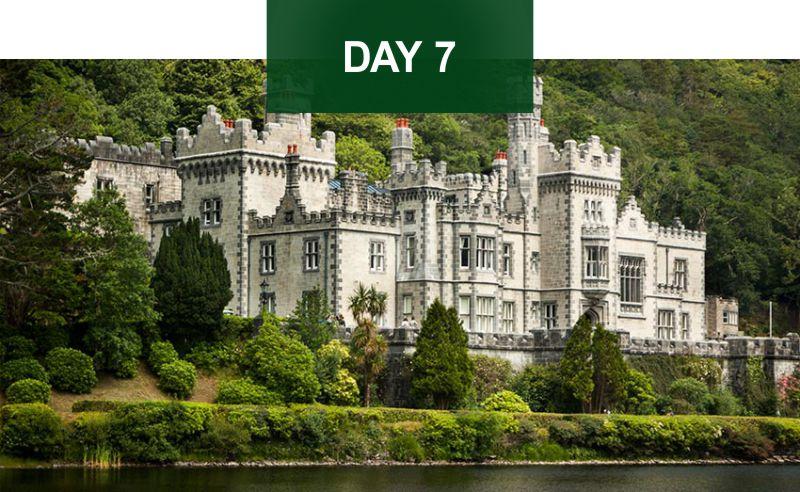 7 day luxury tour 7