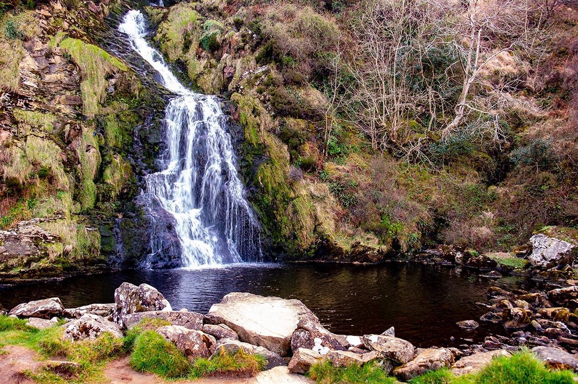 Assaranca Waterfall