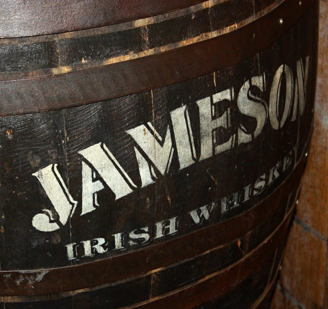 Jameson Distillery tour